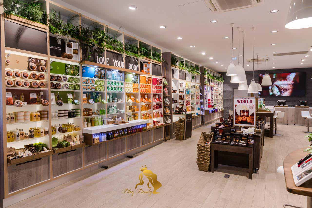Cửa hàng The body shop