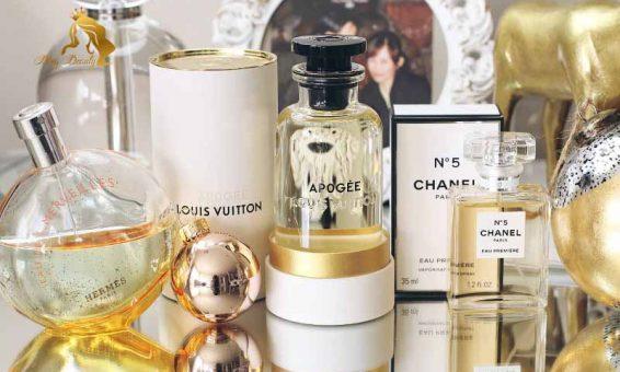 Thương hiệu nước hoa Chanel