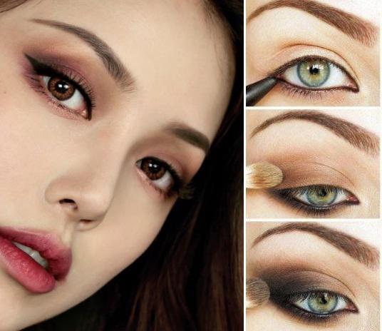 lưu ý khi trang điểm mắt đẹp