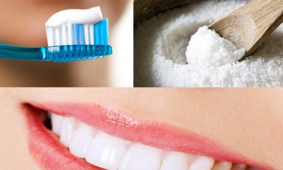 Mẹo làm trắng răng tại nhà