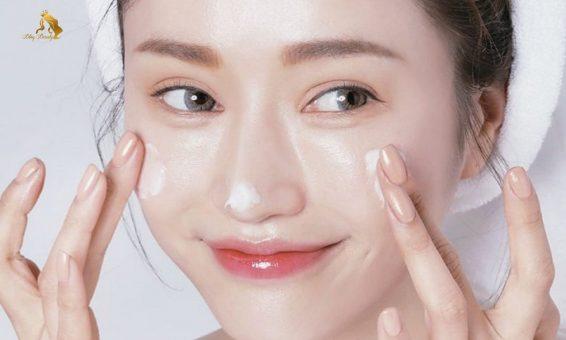 Dưỡng da chăm sóc da tại nhà