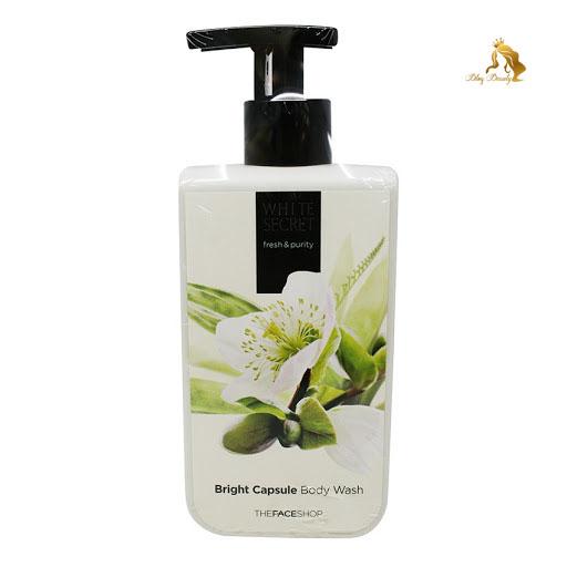Sữa White Secret Bright Capsule Body Wash