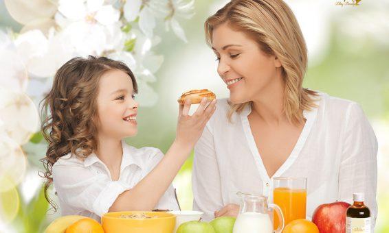 Chế độ ăn uống giúp bạn trẻ lâu