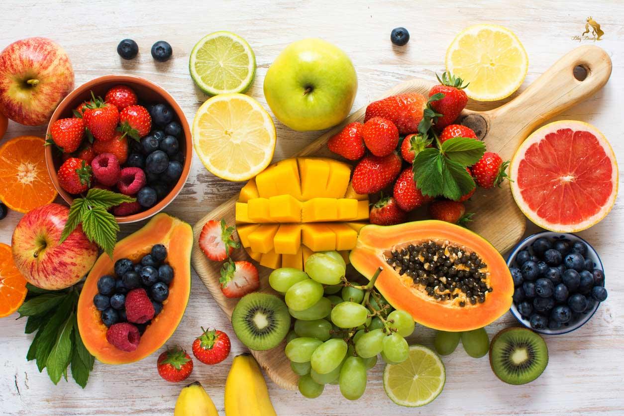 Chống lão hóa nhờ ăn quả mọng