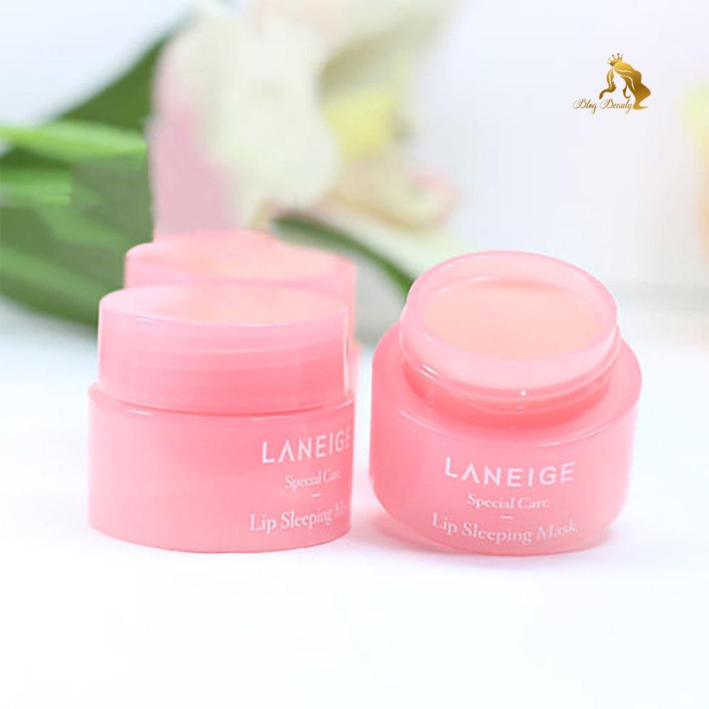Thành phần của Laneige Special Care Lip Sleeping Mask 3g