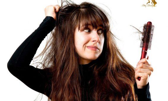 Nguyên nhân tóc rụng vào mùa đông