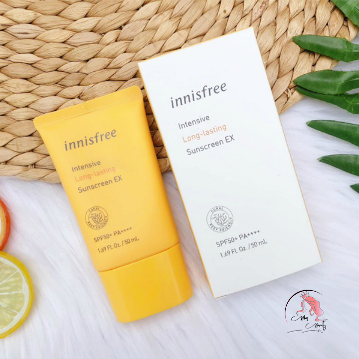 Kem chống nắng innisfree Intensive Long Lasting Sunscreen