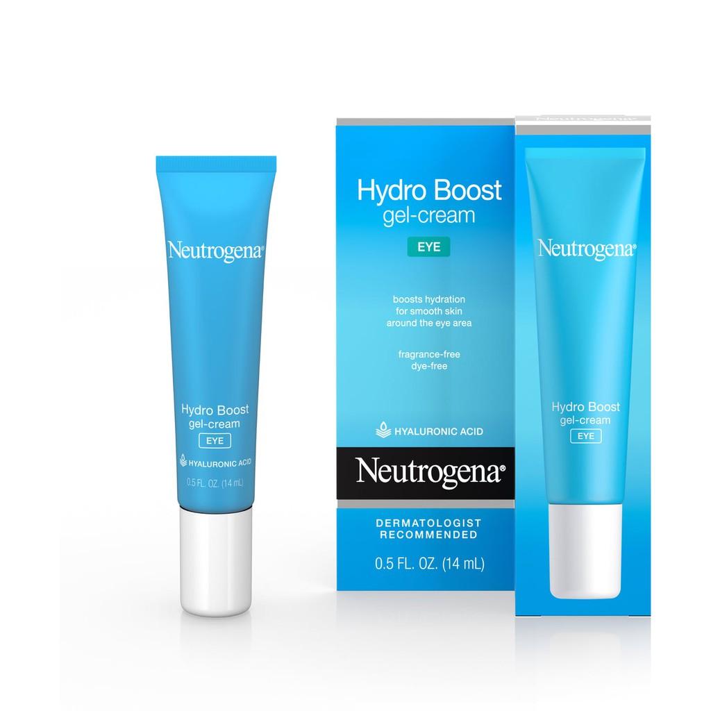 Kem Neutrogena Hydro Boost Eye Gel-Cream