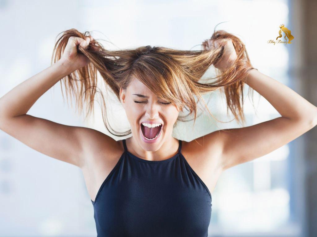 Lý do tóc mọc chậm