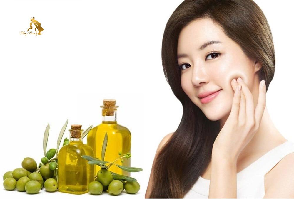 Chăm sóc tóc dài tại nhà với dầu oliu