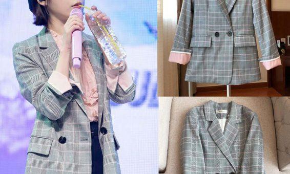 Thời trang áo khoác blazer