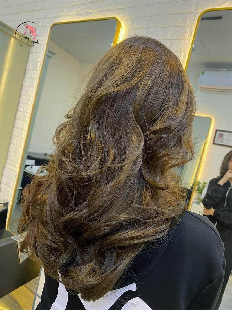 Mẫu tóc layer hottrend