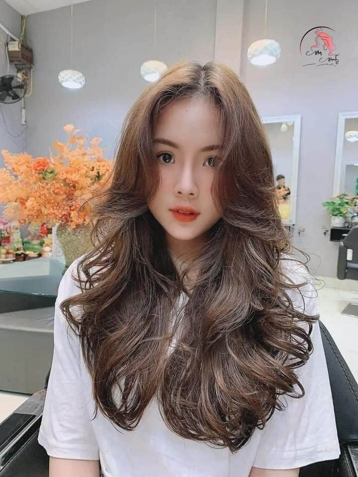 Mẫu tóc layer kiểu mới