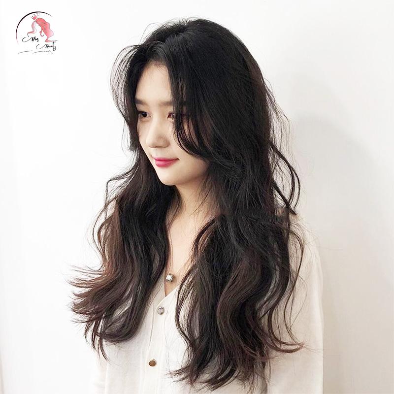 tóc tỉa layer xoăn sóng đẹp nhất
