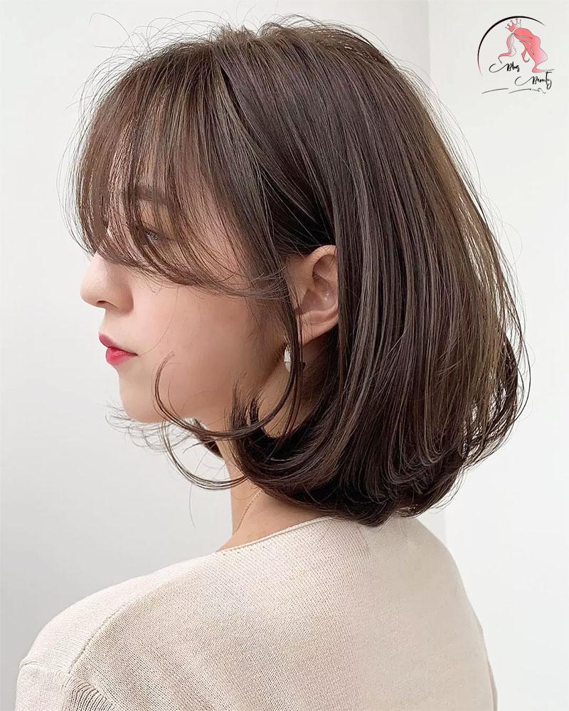 tóc layer uốn đẹp nhất