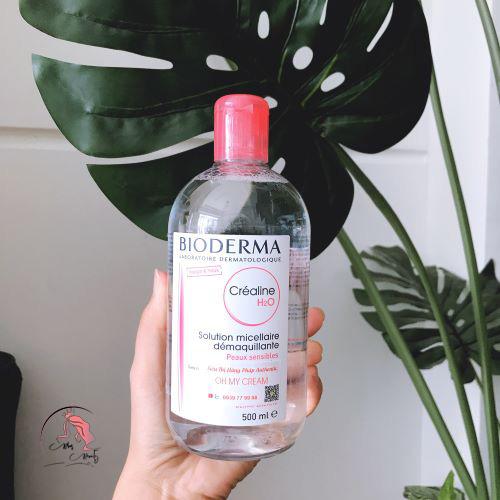 Bảo quản nước tẩy trang Bioderma