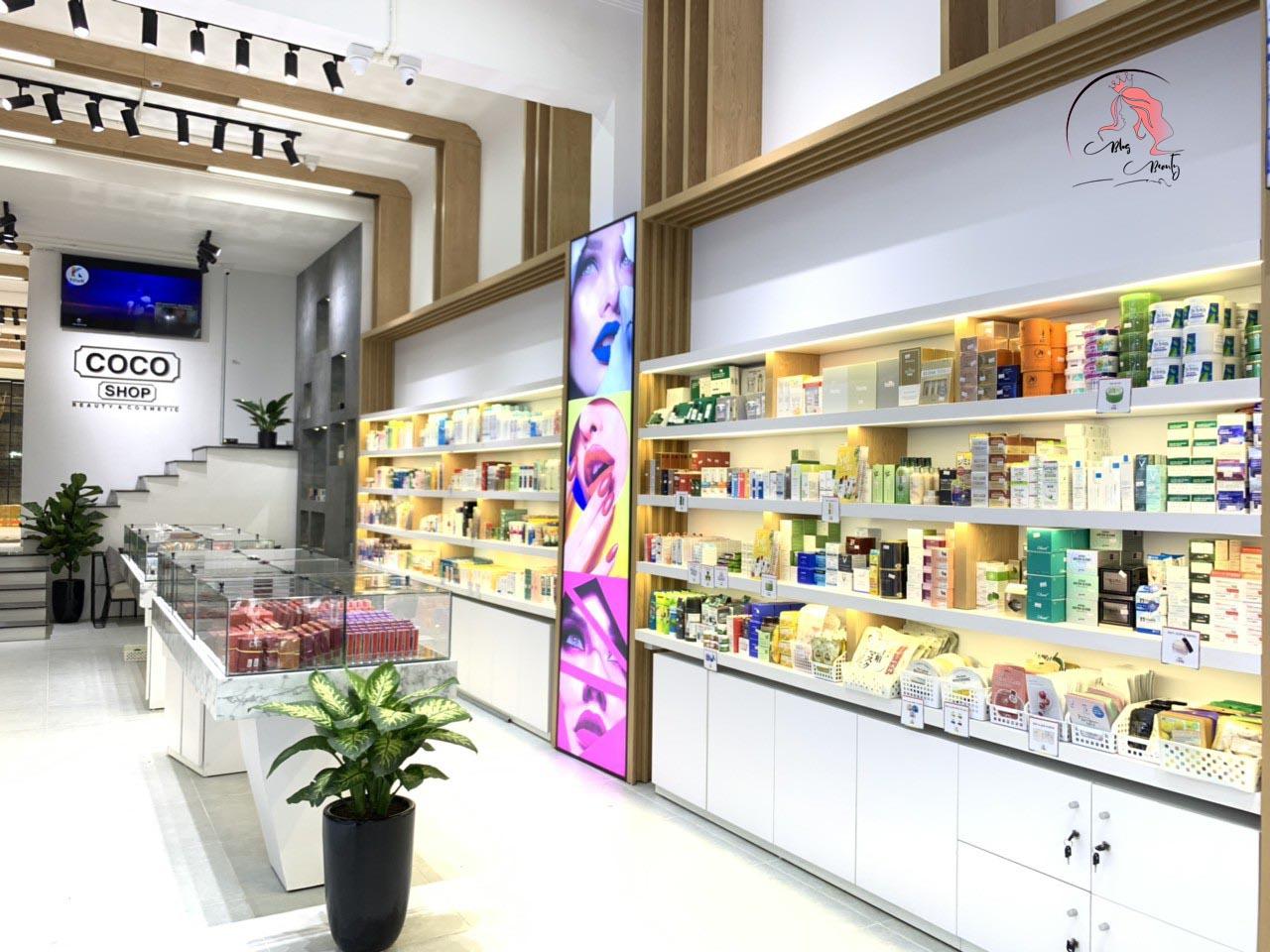 Cửa hàng mỹ phẩm coco Shop