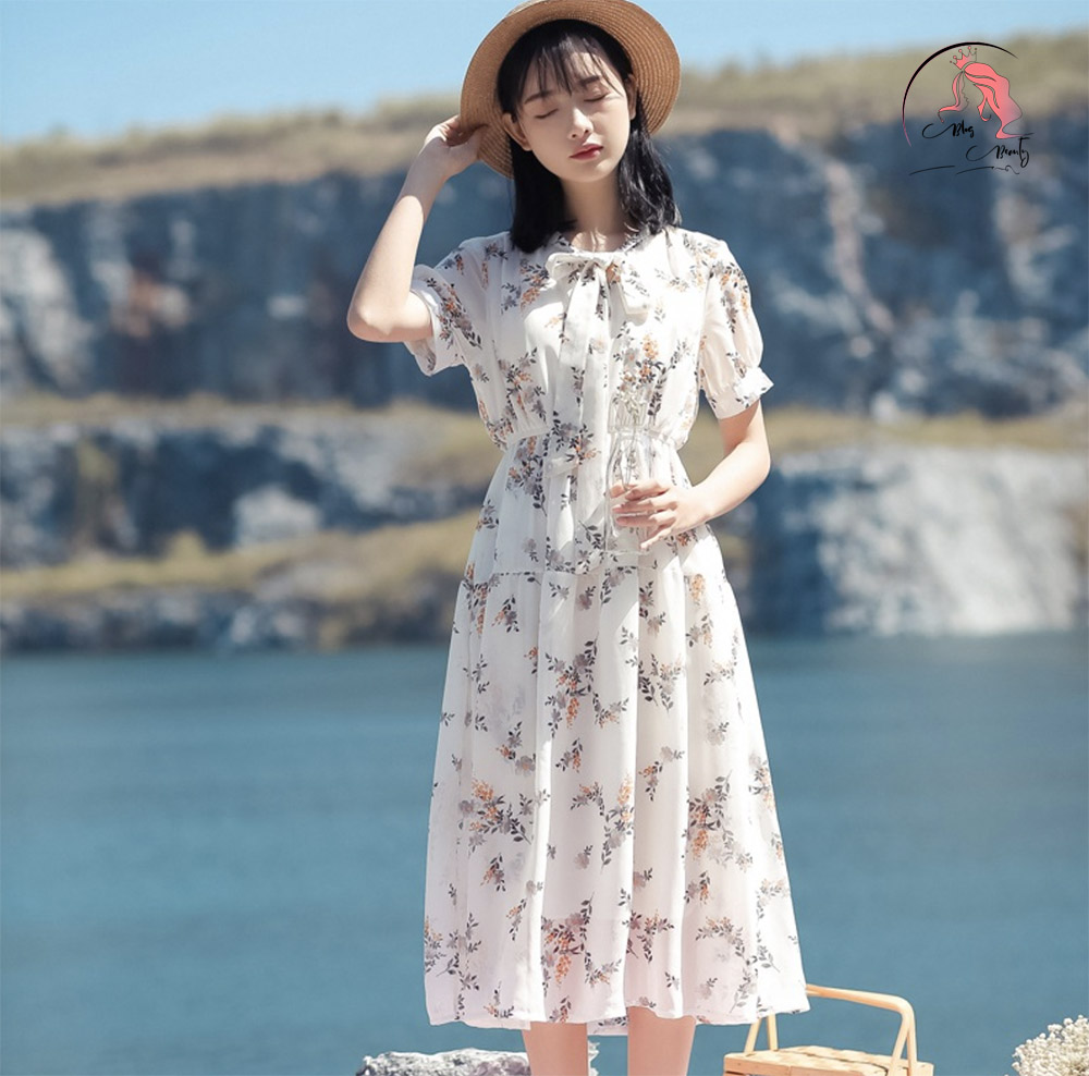 Váy đầm maxi quây