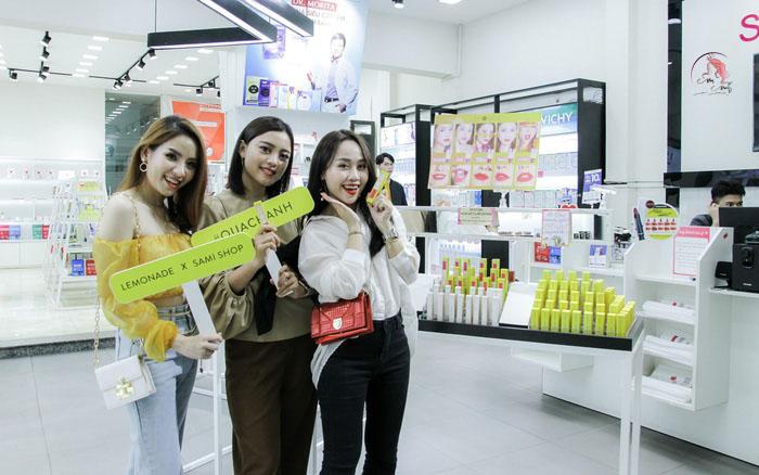 Dịch vụ chăm sóc khách hàng tại Sammi Shop