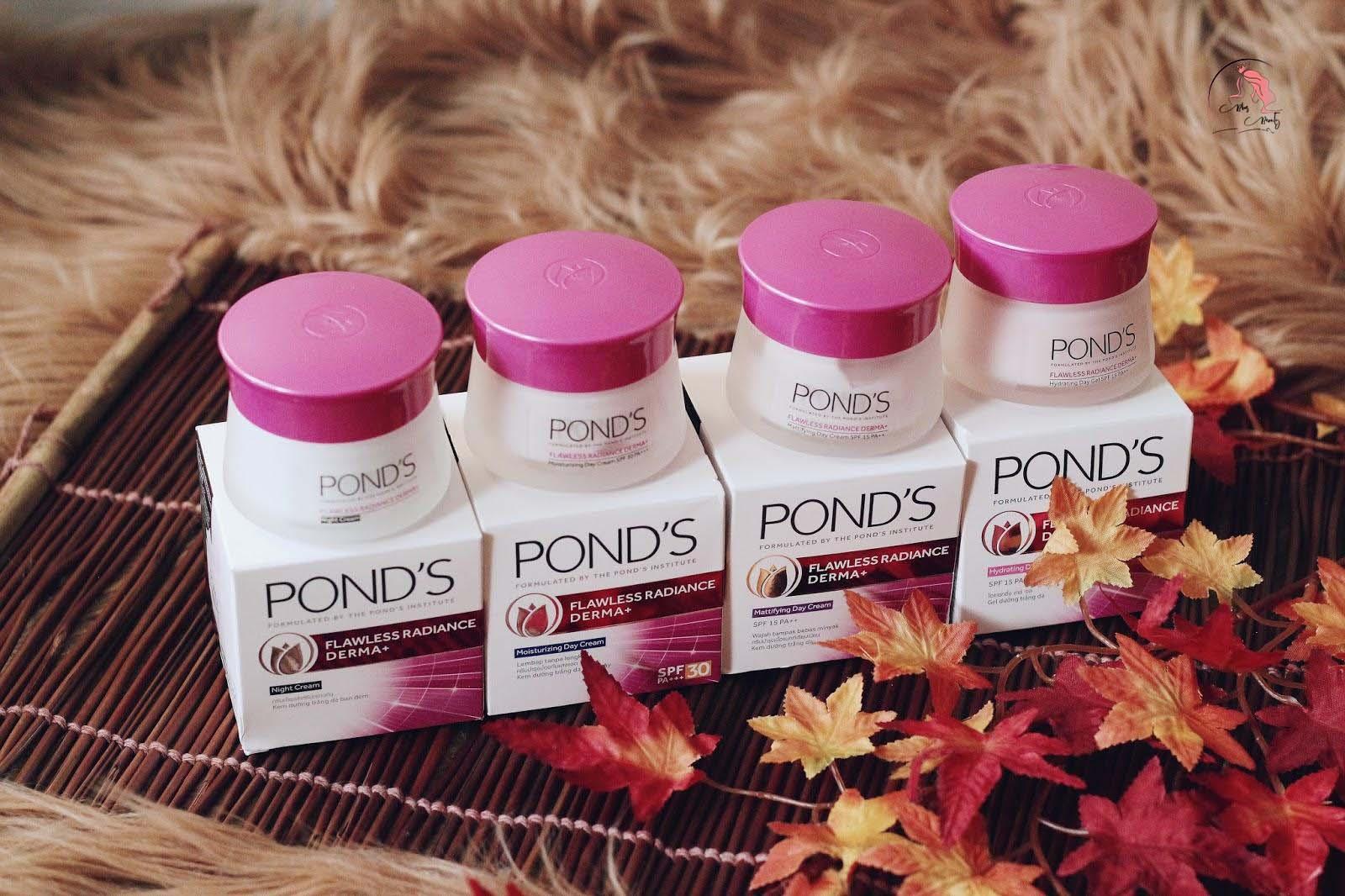 Thương hiệu mỹ phẩm Pond's