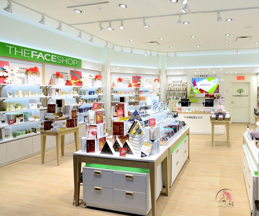 Thương hiệu mỹ phẩm The Face Shop