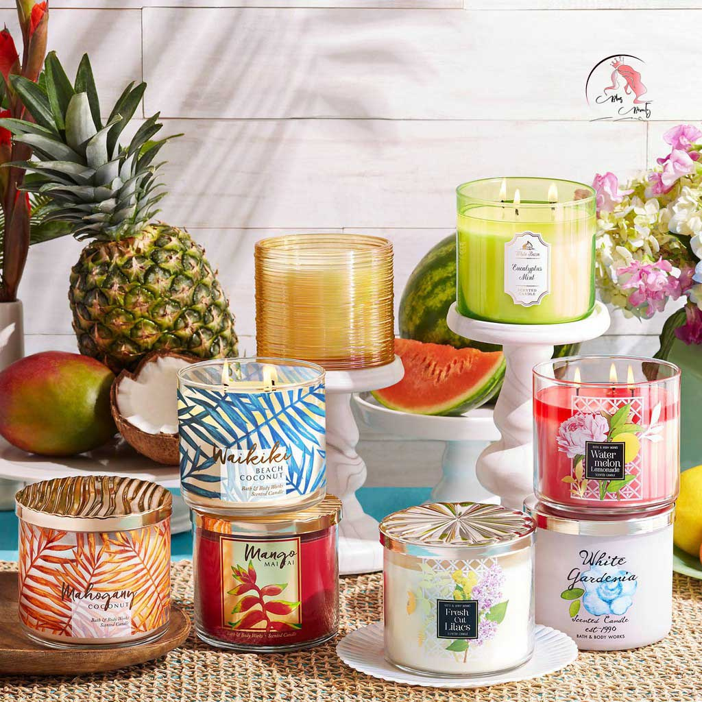 Nến thơm Bath and body works dòng Aromatherapy