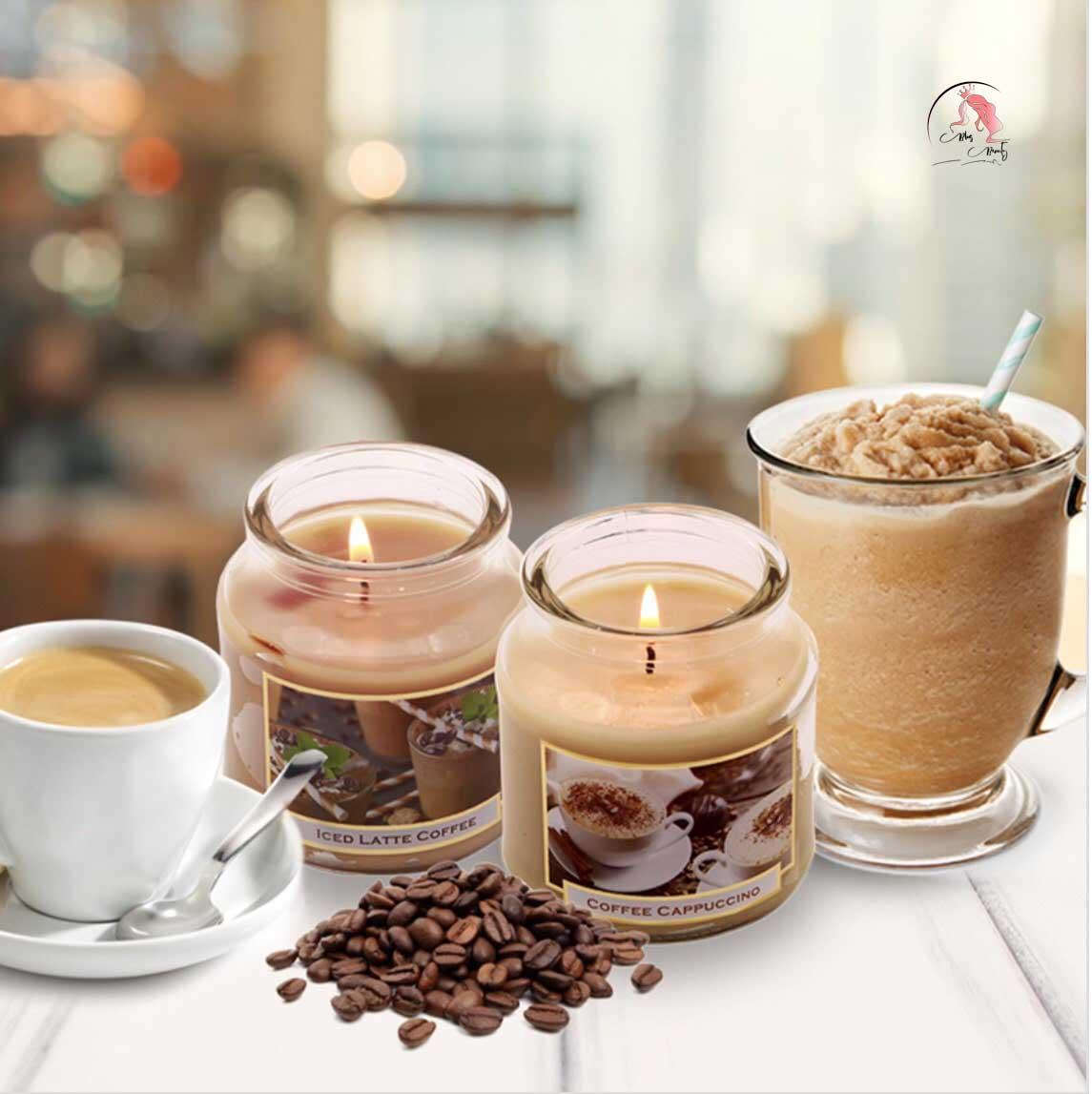 Nến thơm hương Coffee