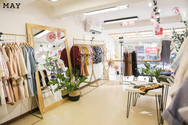 May Boutique shop