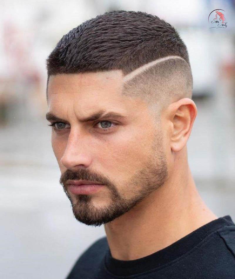Kiểu tóc Mohican Quân đội