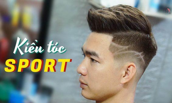 Kiểu tóc Sport đẹp