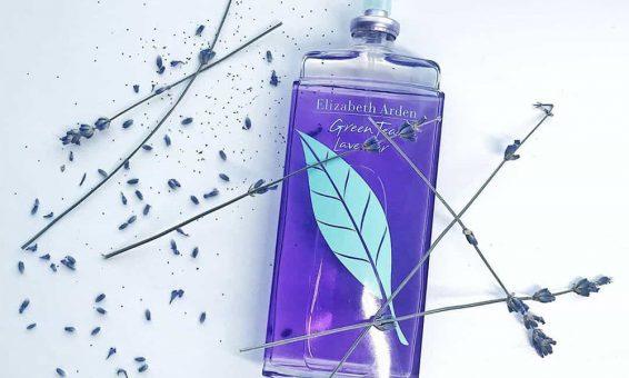 Nước hoa oải hương Elizabeth arden green tea lavender