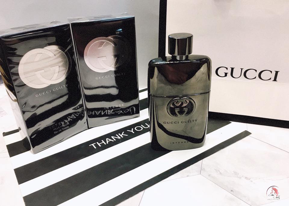 Nước hoa oải hương Gucci Guilty Intense Pour Homme