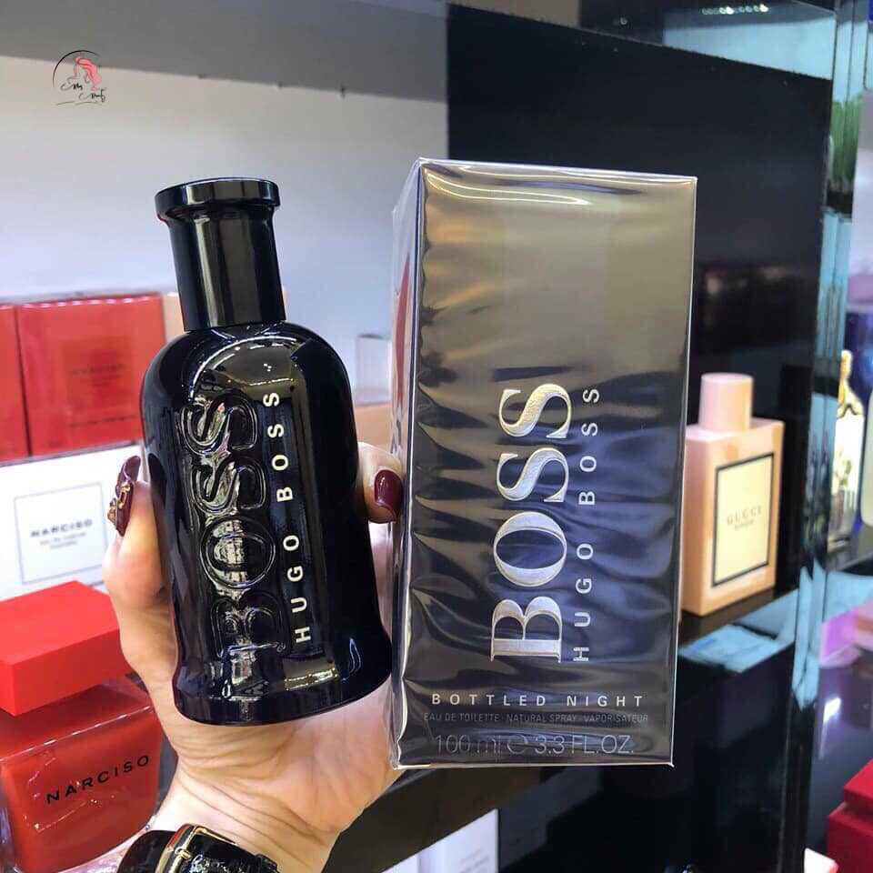 Nước hoa oải hương Hugo Boss Bottled Night Eau De Toilette