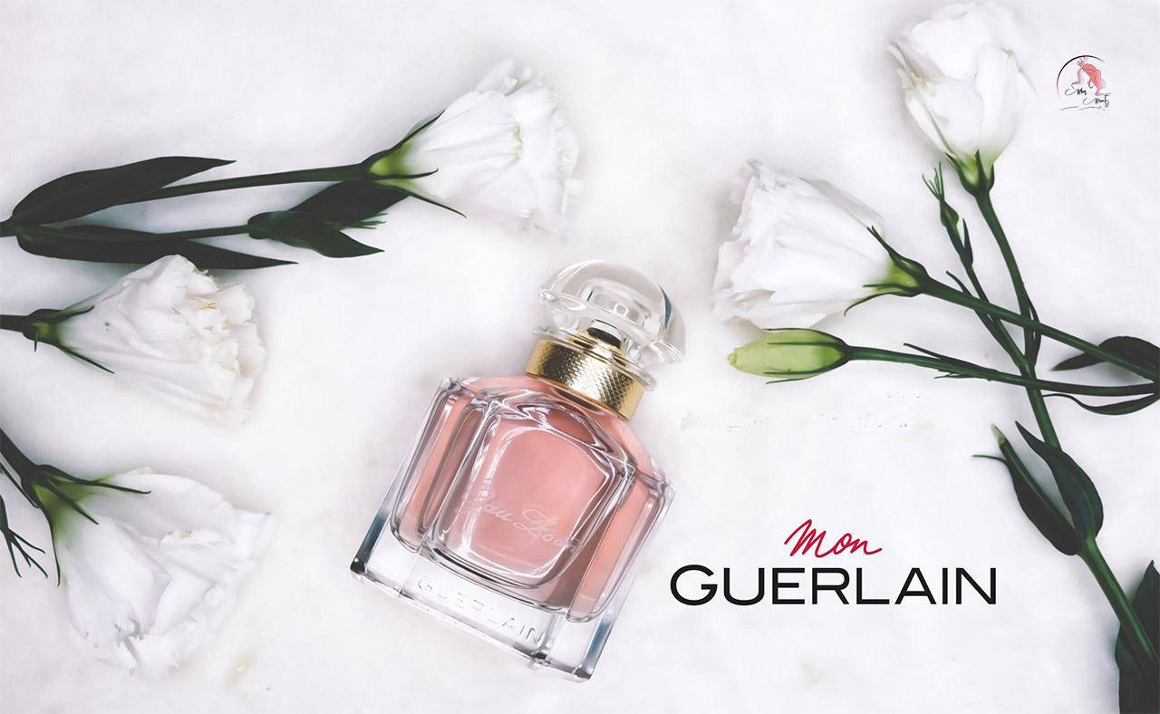 Nước hoa oải hương Mon guerlain