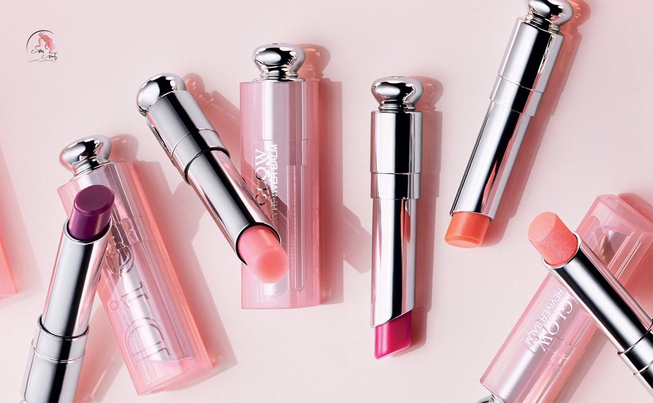 Son dưỡng dành cho môi xăm Dior