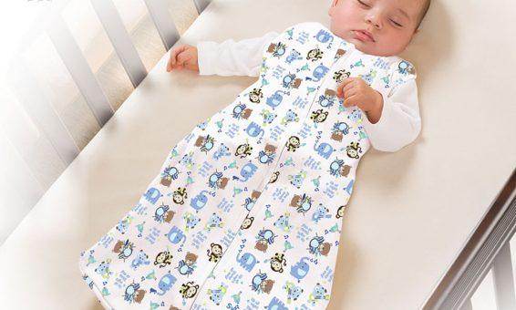 Có nên sử dụng túi ngủ cho bé