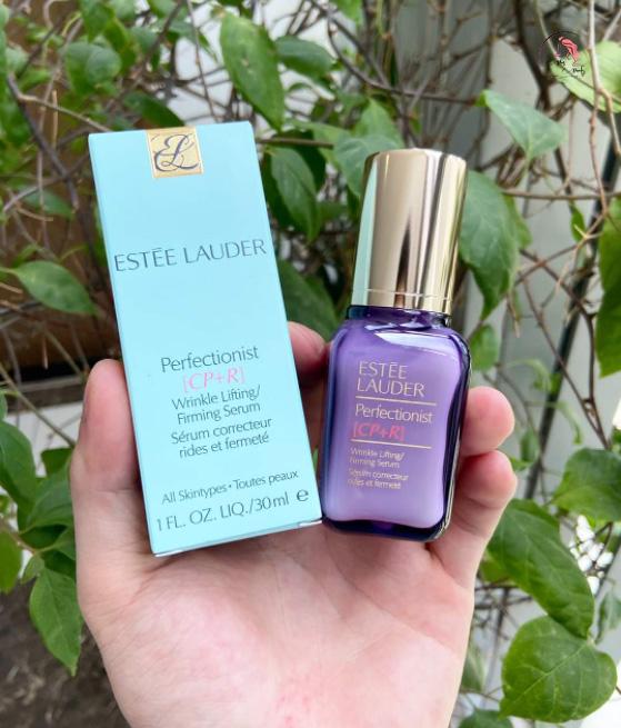 Estee Lauder Perfectionist wrinkle lifting serum
