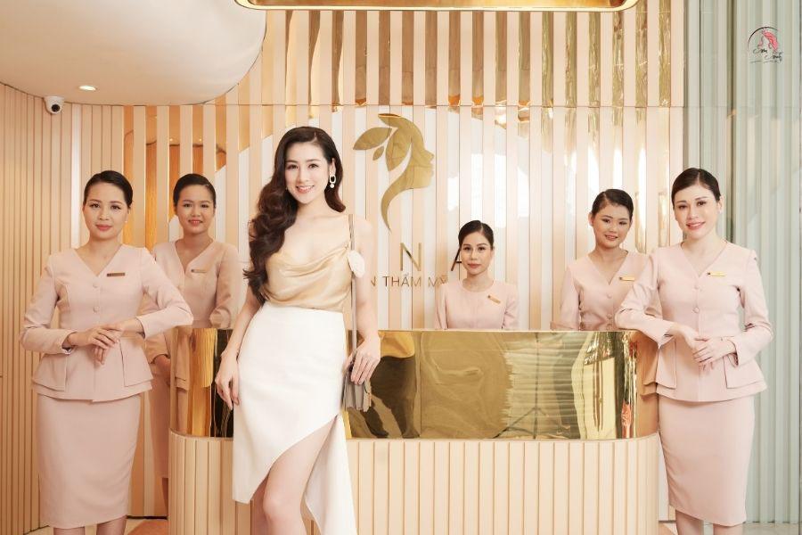Thẩm mỹ viện Beauty center by Tấm