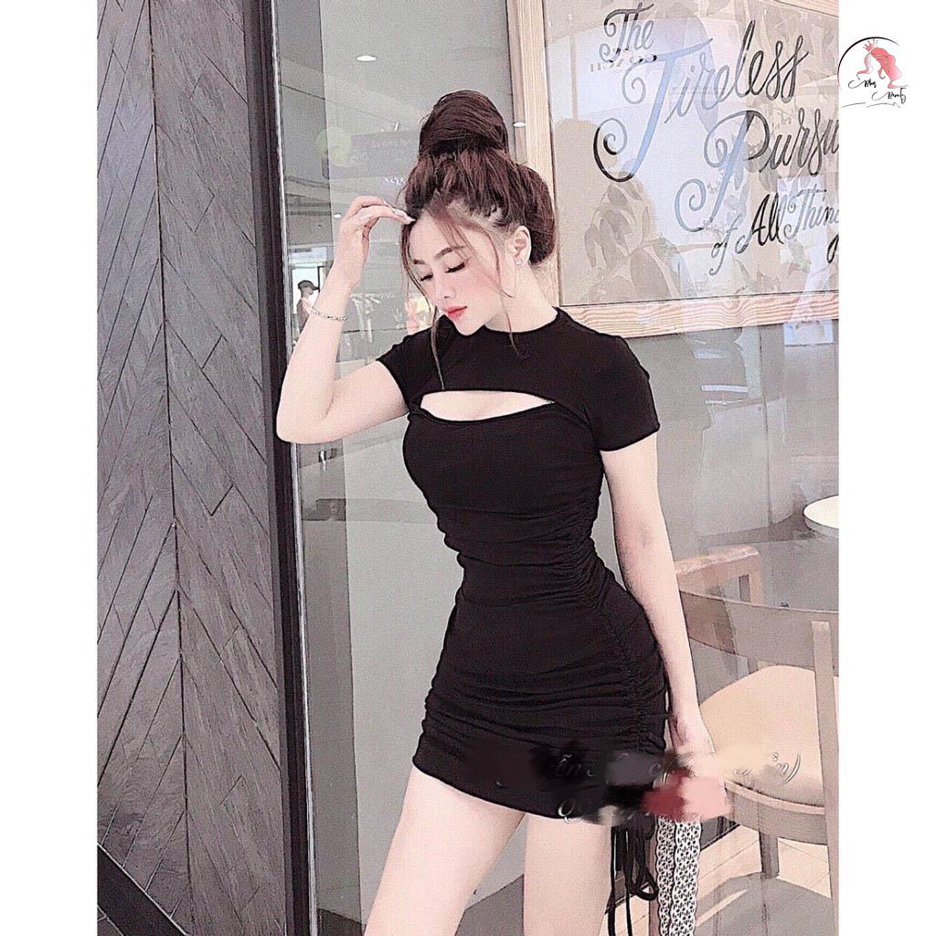 Váy ngắn ôm body