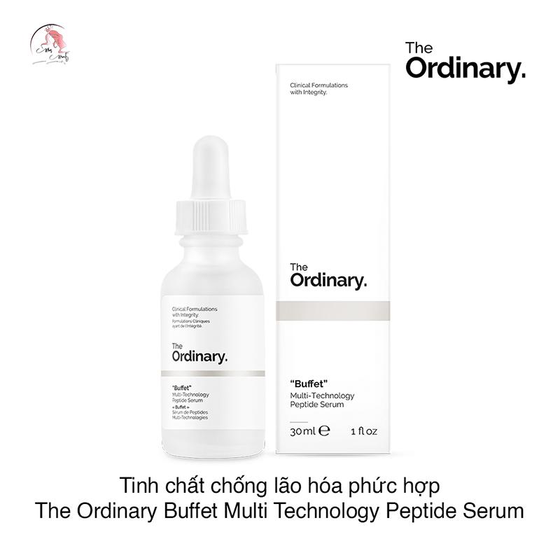 Serum the Ordinary Buffet serum