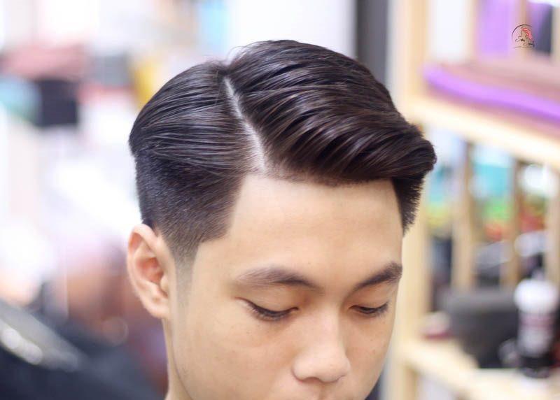 Mẫu tóc Side Part 2/8