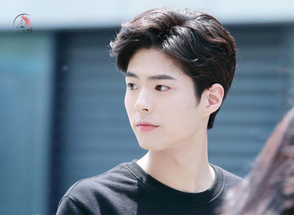 Kiểu tóc Side Part Hàn Quốc