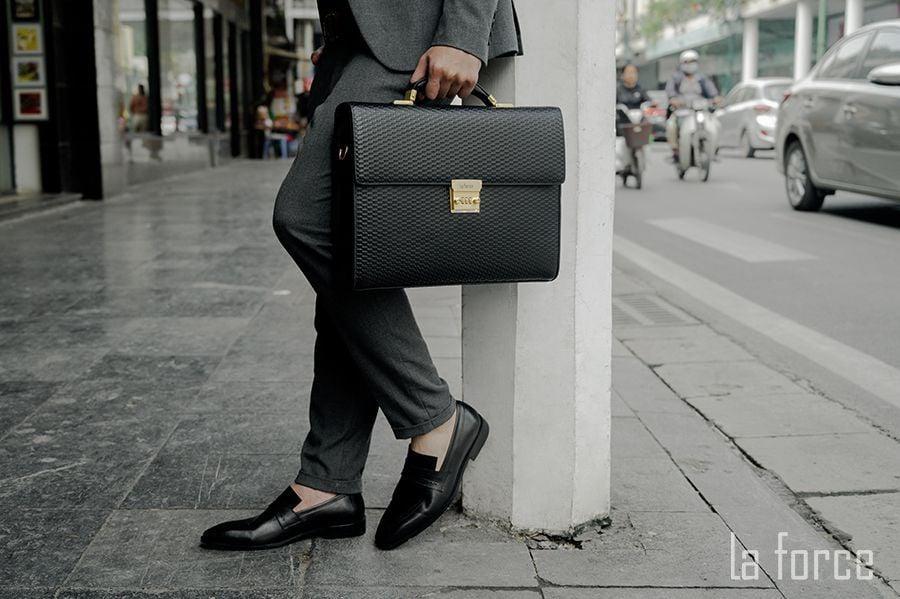 Túi xách da thương hiệu Laforce