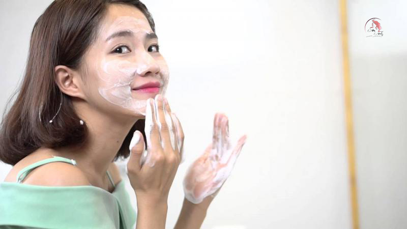 Chọn sữa rửa mặt cho từng loại da