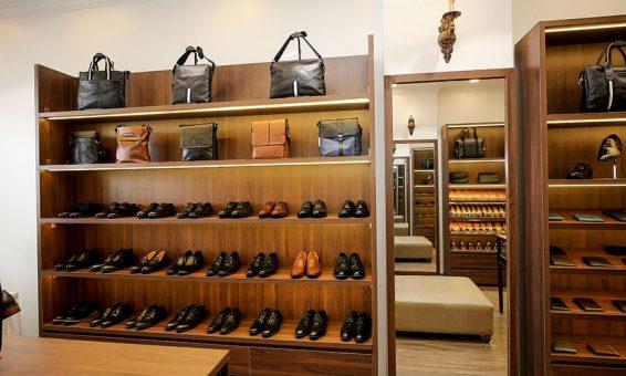 Shop giày da nam Tâm Anh